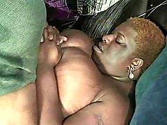 Black Chubby Porn